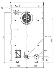 Котел газовый напольный Ferroli ATLAS D 42