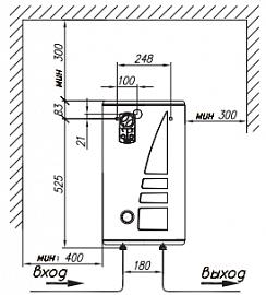 Котёл отопительный электрический Kospel EKCO.R2 12