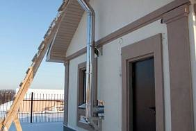 Создание и реализация проекта под ключ для систем отопления и водоснабжения частного дома в Симагино