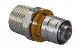 """Uponor S-Press штуцер с наружной резьбой 16-R3/4""""НР (1014534)"""