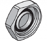 "Uponor Uni-X заглушка для коллектора H 3/4""FT ВР Евроконус (1014122)"