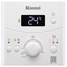 RINNAI RB 137 KMF 15.1 кВт Котел настенный газовый двухконтурный