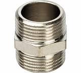 STOUT Ниппель HH никелированный 3/4 SFT-0004-003434