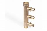 REHAU R/Rp 3/4-20 гребенка распределительная на три трубы 13661321001