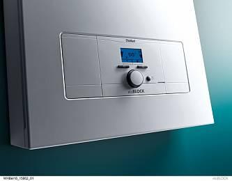 Котел настенный электрический Vaillant eloBLOCK 9KVR14 (VE 9, 9кВт) 0010023655