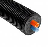 TERRENDIS Трубопровод на отопление/ГВС,2x40x3,7мм (кожух 160 мм)